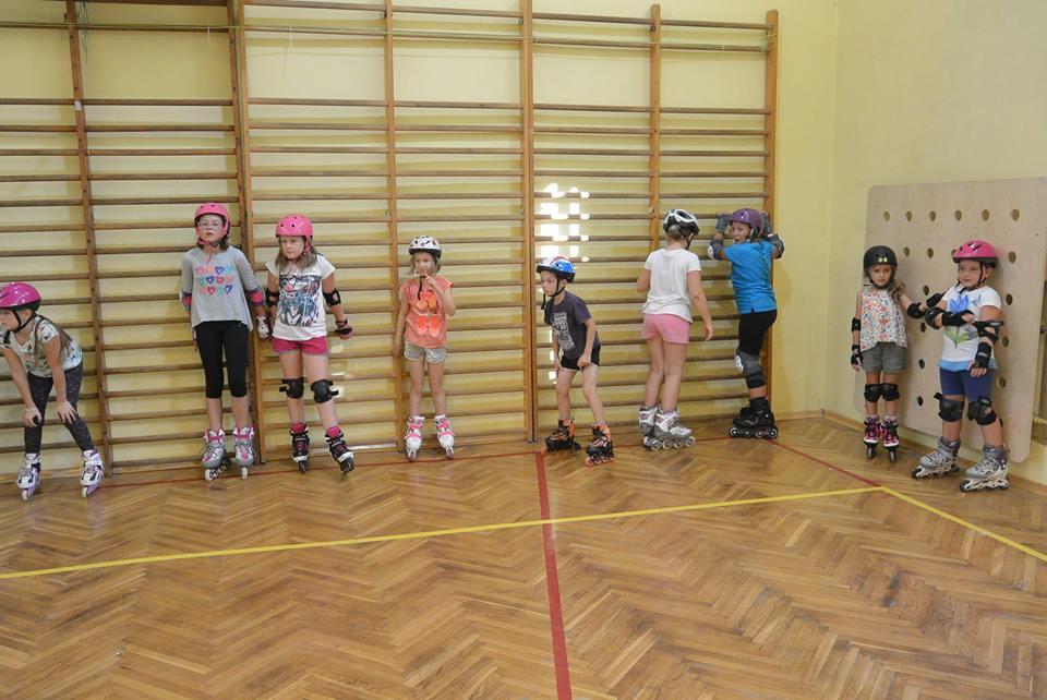 Początek treningów sportowych